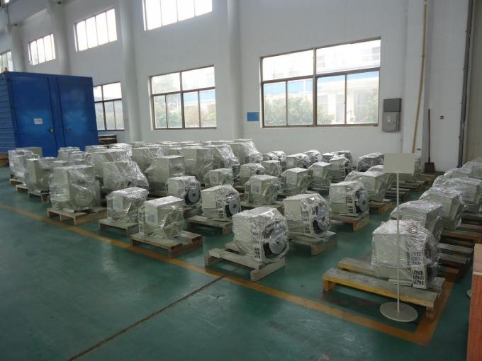40kw / 50kva 1800rpm Self-excited Three Phase AC Generator IP23 For Generator Set
