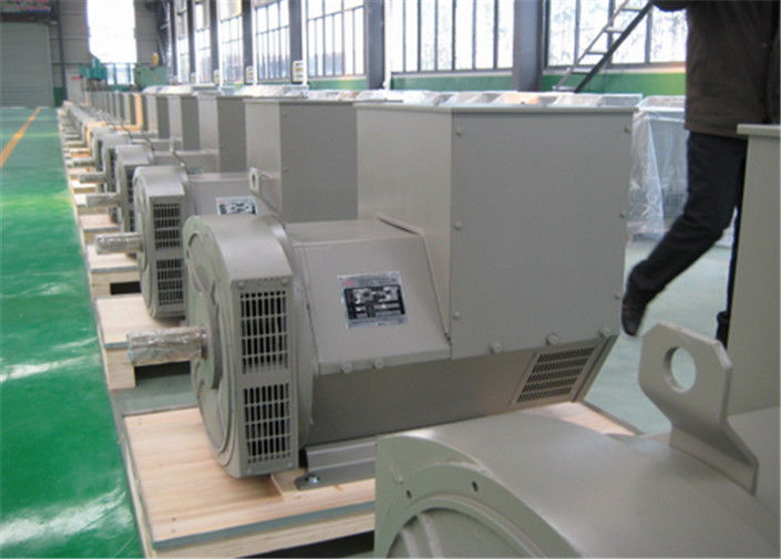 32kw 32kva Single Phase Brushless AC Generator High Efficiency With SX460 AVR